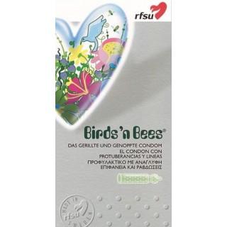 Kondomy - RFSU Birds n Bees (10ks)