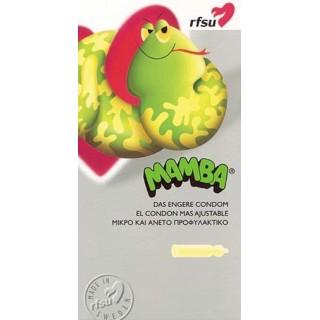 Kondomy - RFSU Mamba (10ks)