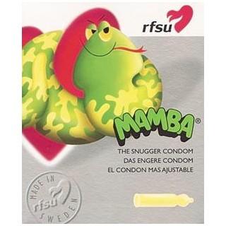 Kondomy - RFSU Mamba (3ks)