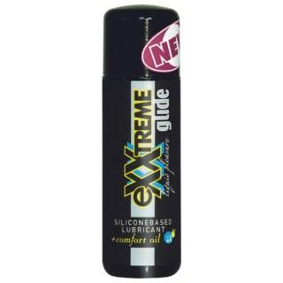 Lubrikační silikonový olej HOT - Exxtreme Glide... - Obsah 50 ml