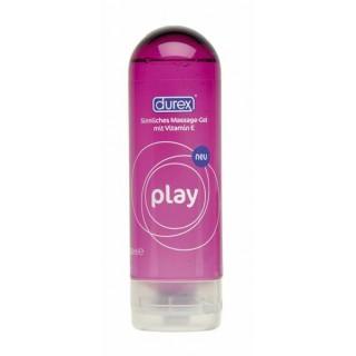 Masážní gel - Durex play 200ml