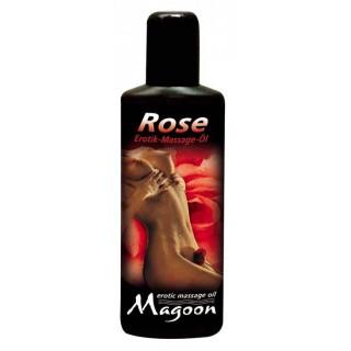 Masážní olej - Rose 100ml