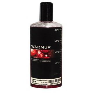 Masážní olej - WARMup višeň 150ml