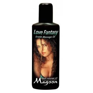 Masážní olej -Love Fantasy 100ml