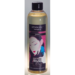 SHIATSU Smyslný jasmín - ušlechtilý, erotický masážní olej
