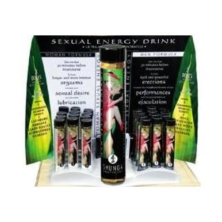 SHUNGA - Afrodiziakální nápoj pro muže