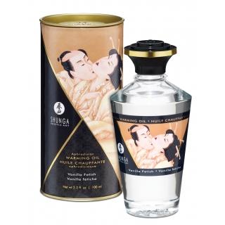 SHUNGA - Vanilka - Afrodiziakální olej