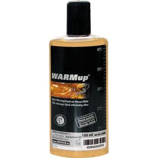 Masážní olej  JOYDIVISION WARMup, Karamel  (150ml)