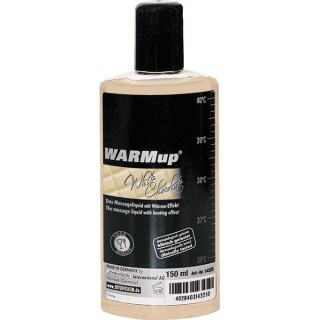 Masážní olej  JOYDIVISION WARMup, Čokoláda  (150ml)