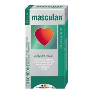 Kondomy MASCULAN Anatomic (10ks)