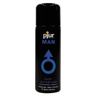 Lubrikační gel Pjur Man Basic Water Glide 30ml