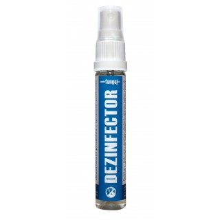 DEZINFECTOR - účinná dezinfekce na ruce a předměty