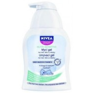 NIVEA Baby Nutri sensitive Mycí gel 250ml 86234
