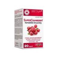 Barny´s SuperCranberryTM kanadské brusinky cps.20