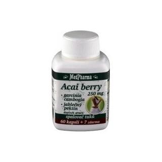 MedPharma Acai berry+garcinia spalovač tuků cps.37