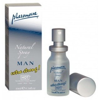 HOT MAN Natural Spray extra strong 10ml