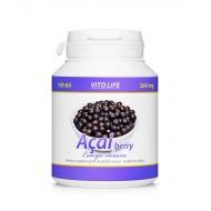 VITO LIFE - Acai berry 100 tbl 360 mg