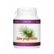 VITO LIFE - Saw palmetto 100 tbl