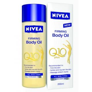NIVEA - Body Oil - Q 10