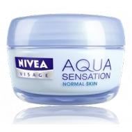 Osvěžující hydratační denní krém - Nivea Visage Aqua Sensation
