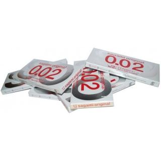 Sagami - nejtenčí kondomy bez latexu