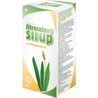 Jitrocelový sirup s vitaminem C 320g