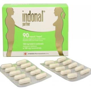 INDONAL Partner - 90 kapslí