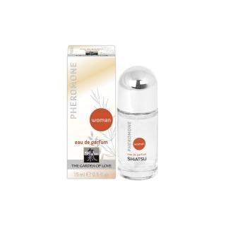 SHIATSU Dámský feromonový parfém 15ML