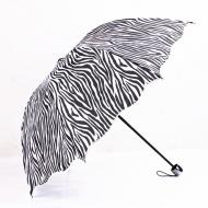 Deštník zebra