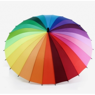 """Luxusní deštník """"DUHA"""""""
