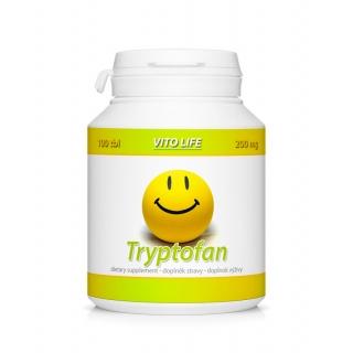 VITO LIFE - Tryptofan 100 tbl