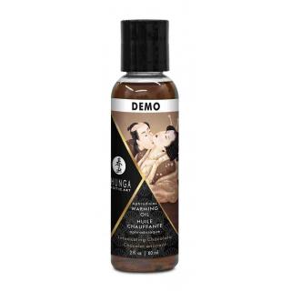 SHUNGA Intimní olej  Chocolate 60ml