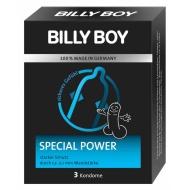 Kondomy - BILLY BOY Special Safe Feeling (3ks)