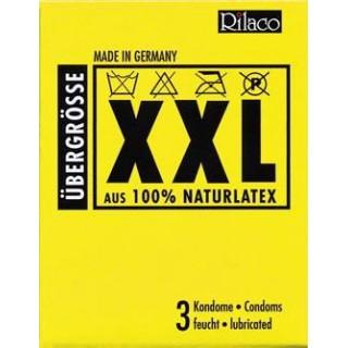 Kondomy - RILACO X X L (3ks)