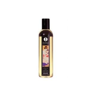 SHUNGA - vůně květů pomeranče - masážní olej
