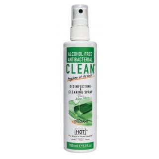 Dezinfekční sprej HOT Clean  bez alkoholu (150ml)