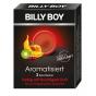 Kondomy - BILLY BOY aromatizované (3ks)
